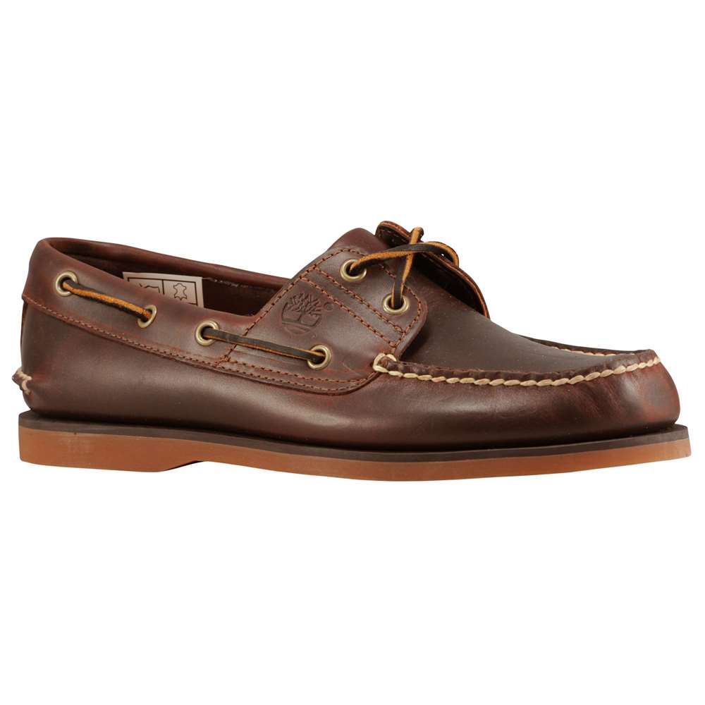 Classic Brown Mens Shoes
